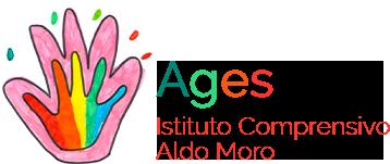 AGES – Istituto Comprensivo Aldo Moro Logo